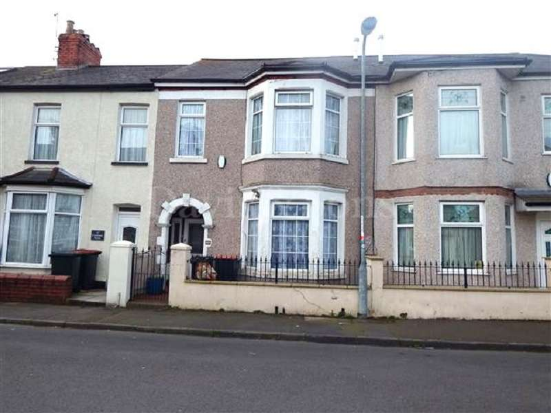 4 Bedrooms Terraced House for sale in Constance Street, Off Caerleon Road, Newport. NP19 7DD
