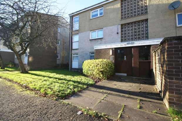 2 Bedrooms Flat for sale in Burnblea Gardens, Hamilton, Lanarkshire, ML3 6RN