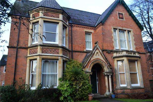 2 Bedrooms Flat for sale in Westwood Court, 59 Lillington Road, Leamington Spa
