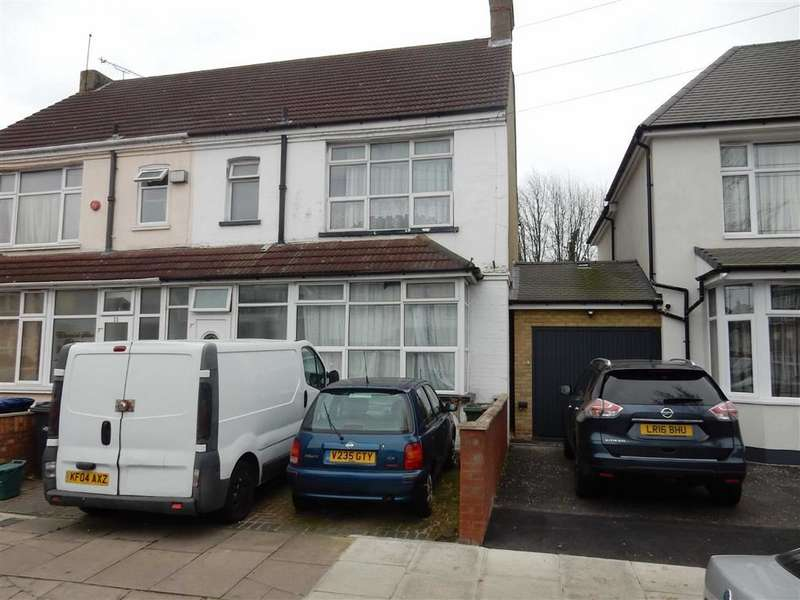 3 Bedrooms Semi Detached House for sale in Greenford Avenue, Southall, Middlesex