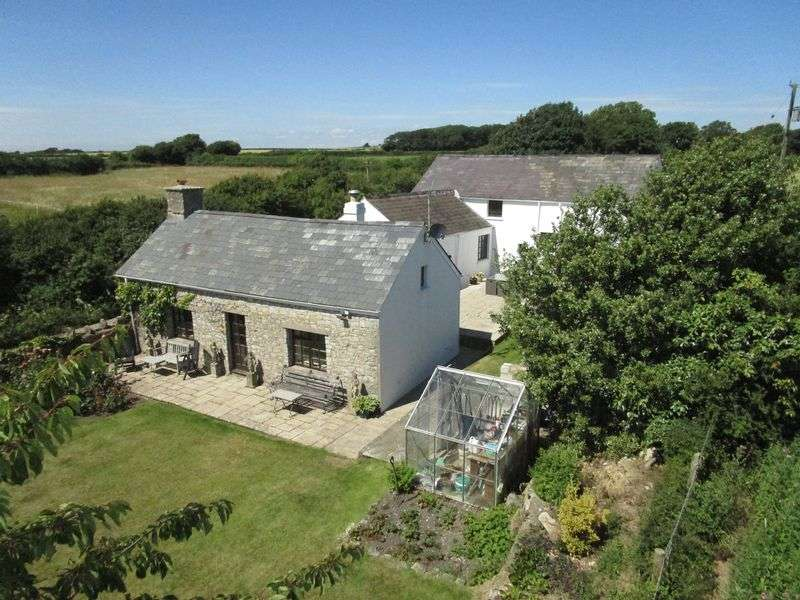 4 Bedrooms Property for sale in Ty Capel, St Donats, Nr. Llantwit Major, Vale of Glamorgan