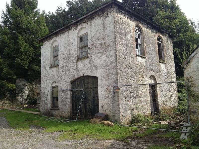 Property for sale in Llwyn Du Mansion & Lodge in Llangain, Carmarthen