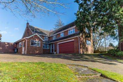 5 Bedrooms Detached House for sale in Caxton, Cambridge