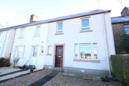3 Bedrooms Terraced House for sale in Riverside Road, Stewarton, East Ayrshire