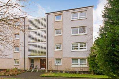 1 Bedroom Flat for sale in Cairnhill Drive, Glasgow, Lanarkshire