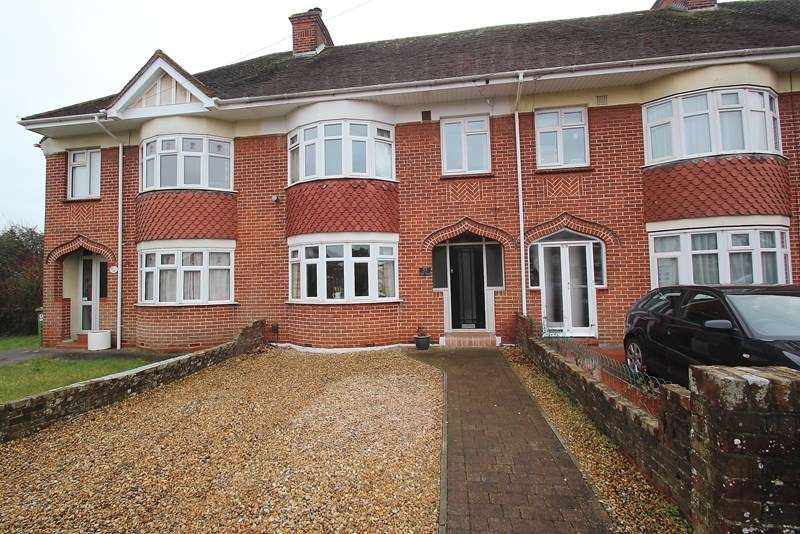 3 Bedrooms Terraced House for sale in Mill Road, Fareham
