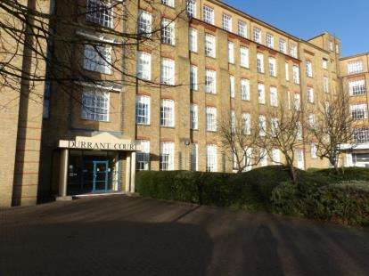 2 Bedrooms Flat for sale in Brook Street, Chelmsford, Essex