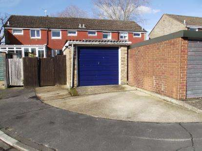 3 Bedrooms Terraced House for sale in Calmore, Southampton, Hampshire
