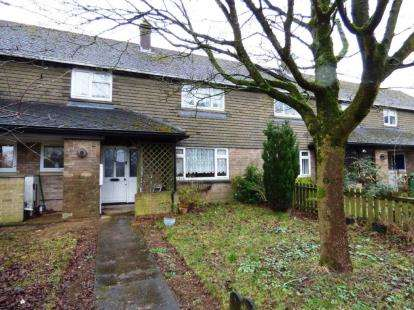 3 Bedrooms Terraced House for sale in Hawker Square, Upper Rissington, Cheltenham, Gloucestershire