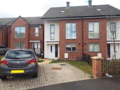 4 Bedrooms Semi Detached House for sale in Platt Brook Way, Sheldon, Birmingham, West Midlands