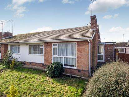 2 Bedrooms Bungalow for sale in Medway Close, Chilwell, Nottingham, .