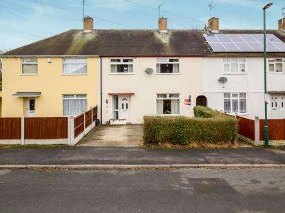 3 Bedrooms Terraced House for sale in Colley Moor Leys Lane, Clifton, Nottingham, Nottinghamshire