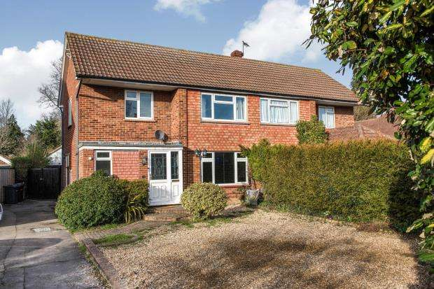 4 Bedrooms Semi Detached House for sale in Jacob's Well, Guildford, Surrey