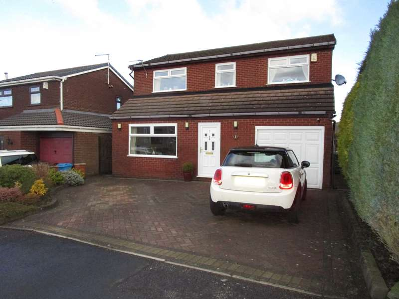 4 Bedrooms Detached House for sale in Whitecroft Avenue, Shaw