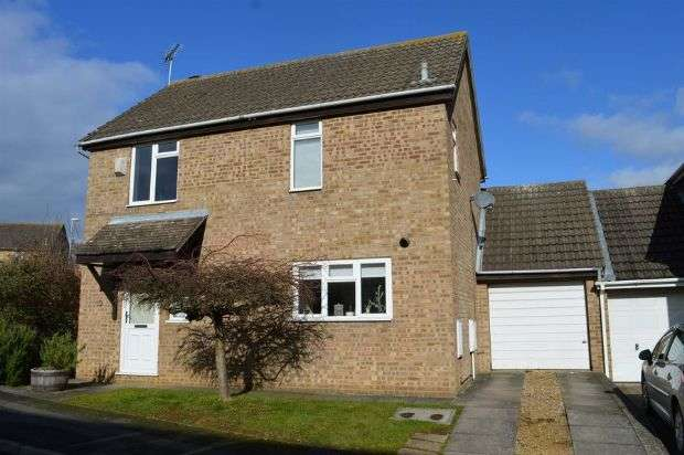 3 Bedrooms Detached House for sale in Lakeside Drive, Ecton Brook, Northampton NN3 5EL
