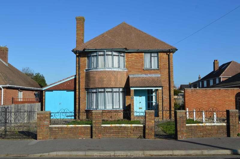 3 Bedrooms Detached House for sale in Beechcroft Road, Alverstoke