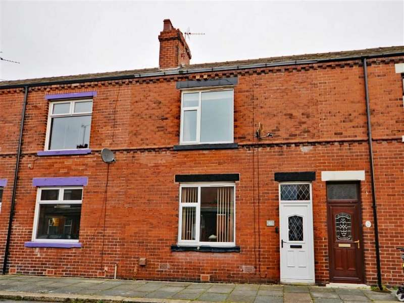 3 Bedrooms Terraced House for sale in West View Road, Barrow-in-Furness, Cumbria