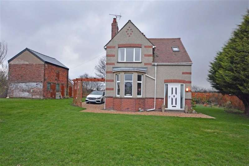3 Bedrooms Detached House for sale in Smallholdings, Barrow In Furness, Cumbria