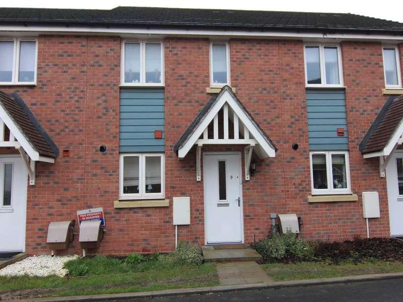 2 Bedrooms House for rent in Cubitt Close, Haywood Village, Weston-super-Mare
