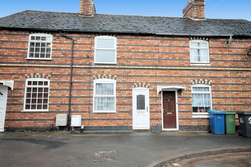 2 Bedrooms Terraced House for sale in School Street, Glascote, Tamworth, B77 3ED