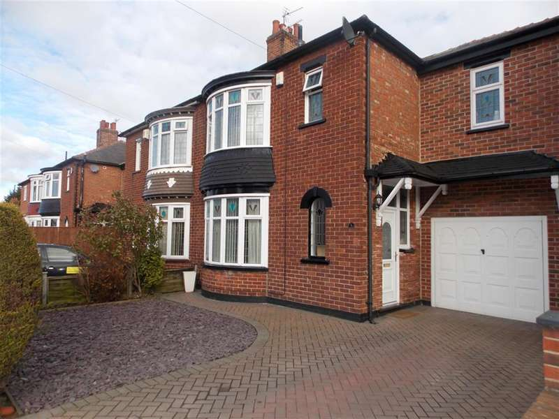 4 Bedrooms Semi Detached House for sale in 8 Lexden Avenue, Acklam, Middlesbrough, TS5 8AP