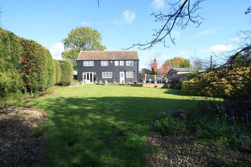 4 Bedrooms Cottage House for sale in Wharf Road, Fobbing
