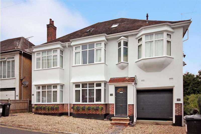2 Bedrooms Flat for sale in Wharfdale Road, Westbourne, Bournemouth, Dorset, BH4