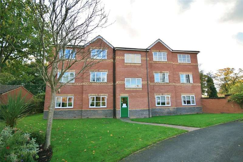 1 Bedroom Apartment Flat for sale in Morgan Close, Crewe, Cheshire, CW2