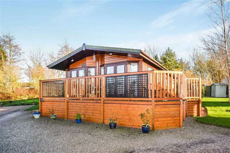 3 Bedrooms Bungalow for sale in Ord House Country Park, East Ord Berwick-Upon-Tweed