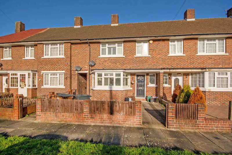 3 Bedrooms House for sale in Birch Walk, Mitcham, CR4