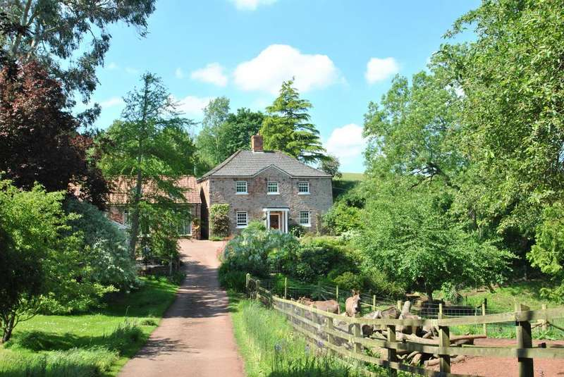 6 Bedrooms Equestrian Facility Character Property for sale in Slade Lane, Roadwater