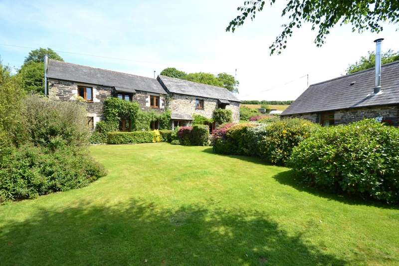 5 Bedrooms Detached House for sale in Two Waters Foot, Liskeard