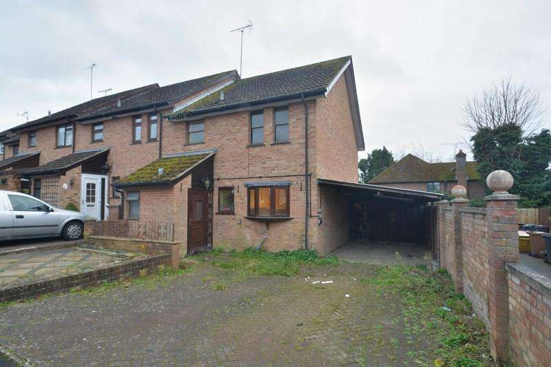 3 Bedrooms End Of Terrace House for sale in West Park, Appleshaw, Andover