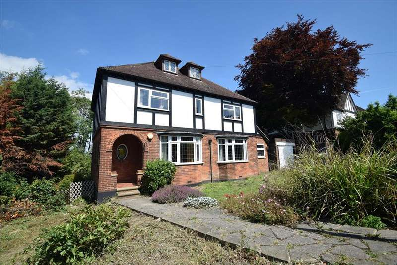 5 Bedrooms Detached House for sale in Priestfields, Rochester, ME1