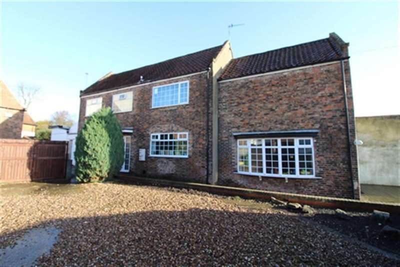 3 Bedrooms House for rent in Low Street, North Ferriby, Hull, East Yorkshire