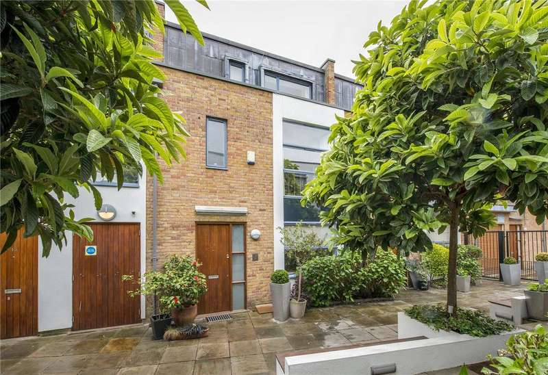 3 Bedrooms Mews House for sale in Dunworth Mews, London, W11