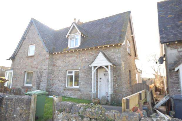 3 Bedrooms Cottage House for sale in New Cottages, Cromhall