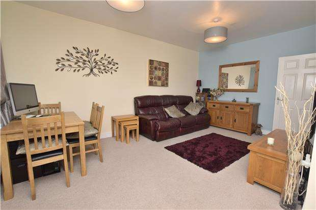 1 Bedroom Flat for sale in The Edge, Waters Road, BS15 8FG