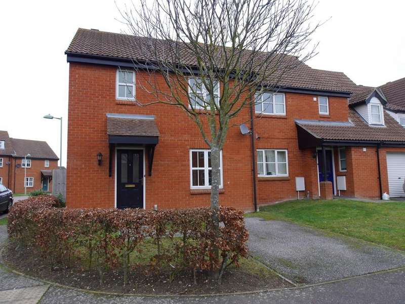 3 Bedrooms Semi Detached House for rent in 31 Malyon Road, Hadleigh, Ipswich, Suffolk, IP7 6RE