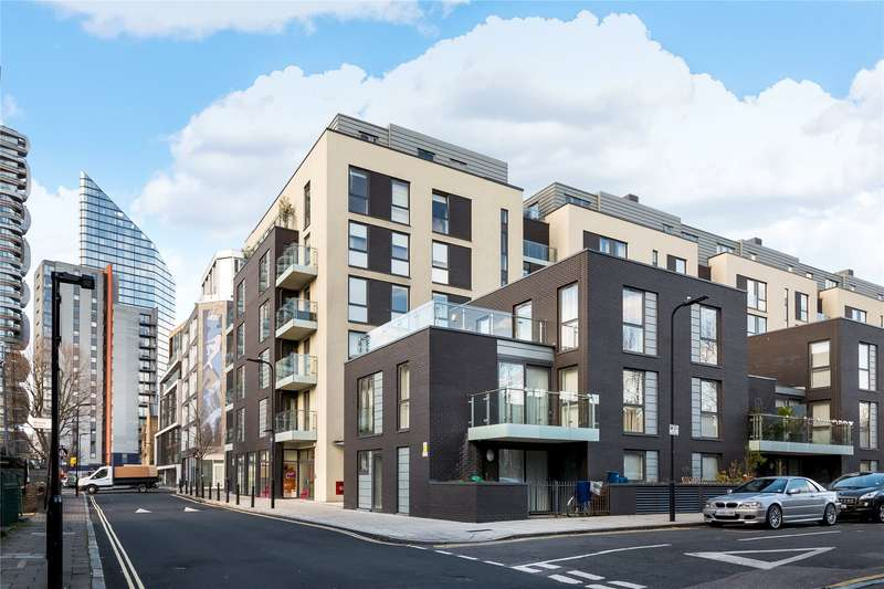 3 Bedrooms Flat for sale in Maldon Apartments, Micawber Street, Islington, N1