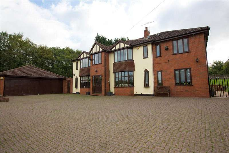 6 Bedrooms Detached House for sale in Wildmoor Lane, Wildmoor, Bromsgrove, B61