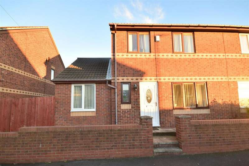 3 Bedrooms End Of Terrace House for sale in Matamba Terrace, Millfield, Sunderland