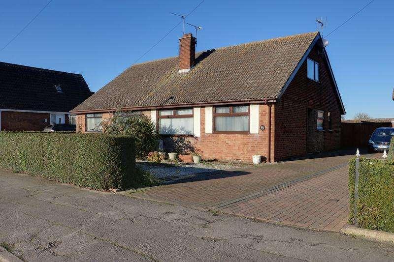 3 Bedrooms Semi Detached Bungalow for sale in Newbridge Road, Burstwick