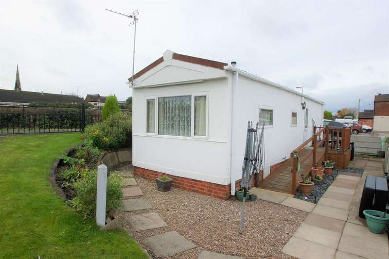 1 Bedroom Mobile Home for sale in Love Lane, Rugeley