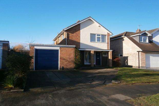 3 Bedrooms Detached House for sale in Loxley Road, Glenfield, Leicester, LE3