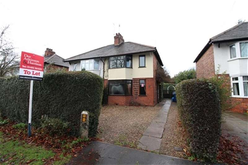 3 Bedrooms House for rent in New Walk, North Ferriby,