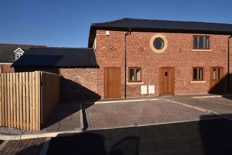 3 Bedrooms Barn Conversion Character Property for sale in Chapel Mews, off Liverpool Road, Great Sankey