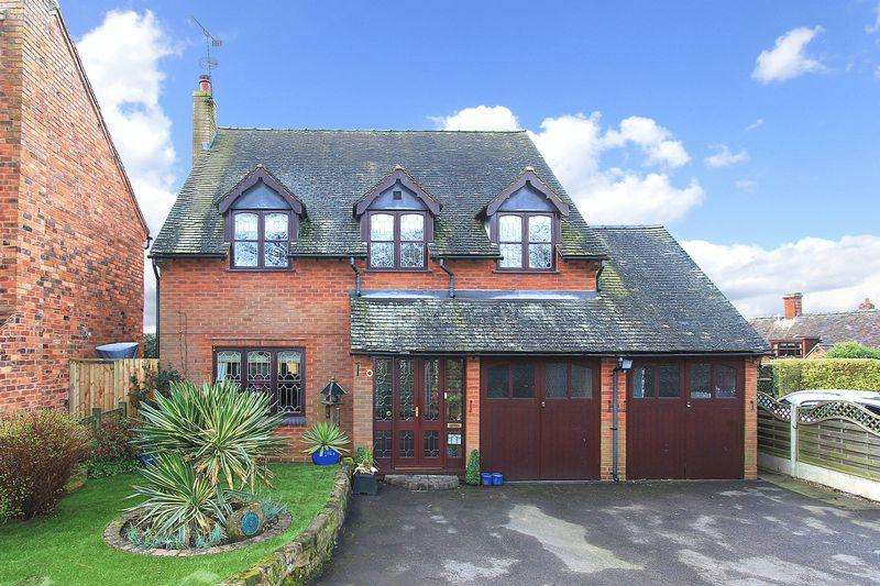 5 Bedrooms Detached House for sale in PATTINGHAM, High Street