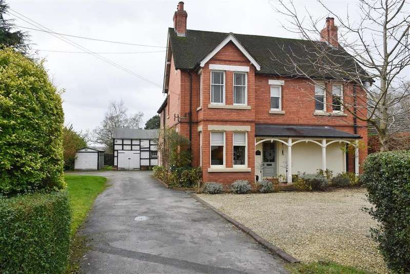5 Bedrooms Detached House for sale in West Road, Weaverham