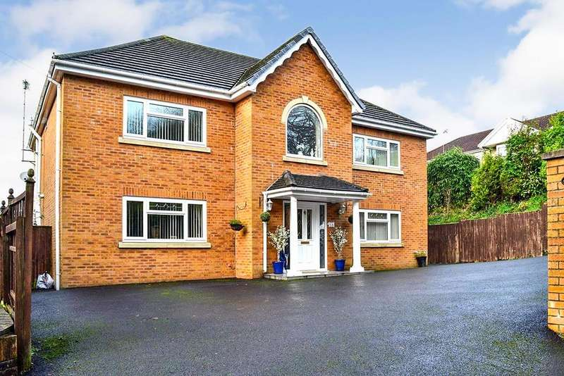 4 Bedrooms House for sale in Llanerch Road, Dunvant, Swansea